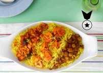 Royal Veg Rice Feast