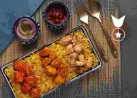 Royal Chicken Flavorful Rice Feast