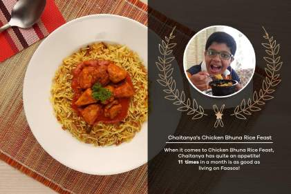 CHAITANYA_chicken bhuna rice feast